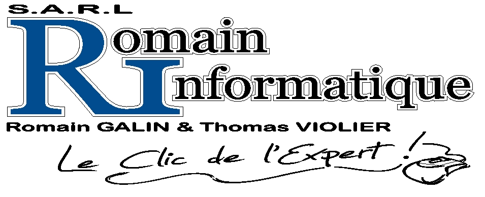 Logo Romain Informatique