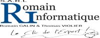 Romain Informatique Logo